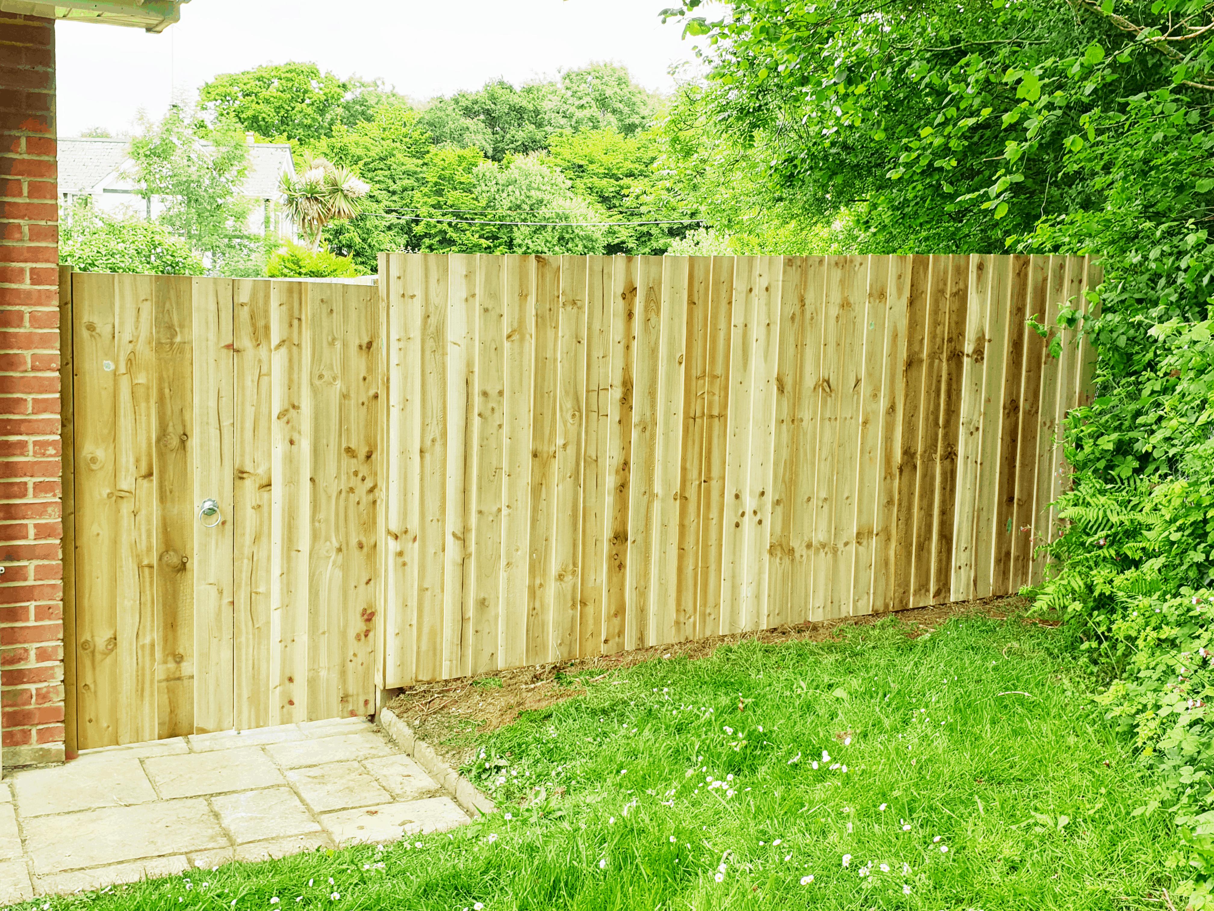 Fencing North Devon