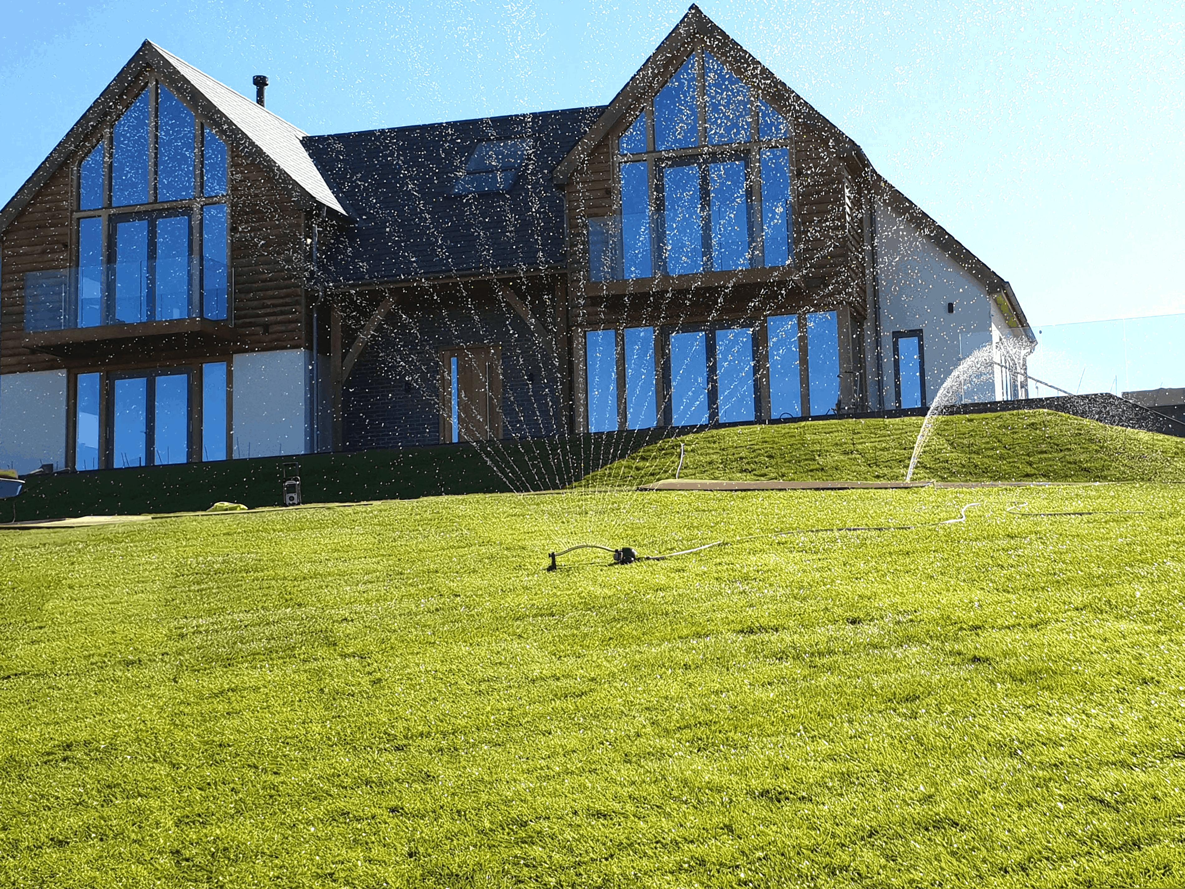 Turfing North Devon